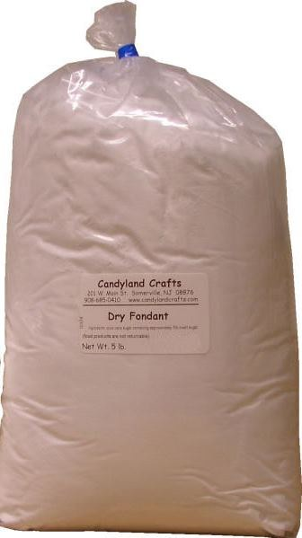 CK Product Powdered Dry Fondant 5 Lb