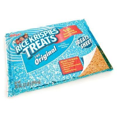 CK Product Rice Krispie Treat