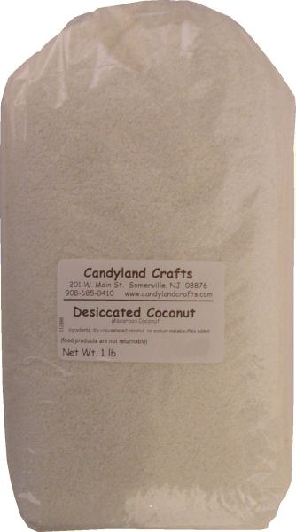 CK Product Desiccated Coconut 1 Lb