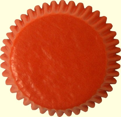 CK Product Baking Cups: Orange/60