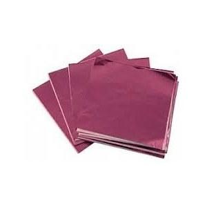 CK Product Pink 4x4 Foils 125/pkg