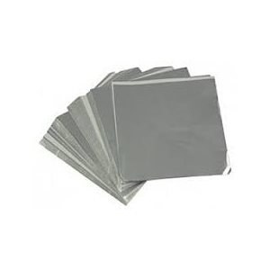 CK Product Silver 4x4 Foils 125/pkg