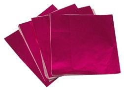 CK Product Fushia 6x6 Foils 125/pkg