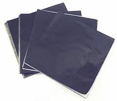 CK Product Black 3x3 Foils 125/pkg