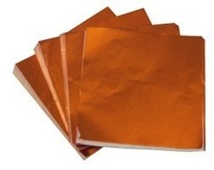 CK Product Orange 4x4 Foils 125/pkg