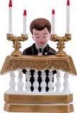Communion Bot At Altar