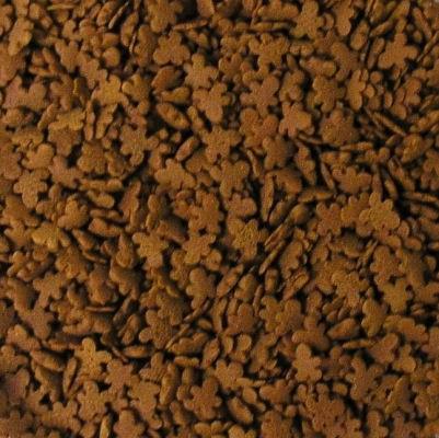 Confetti: Brown Gingerbread Bo