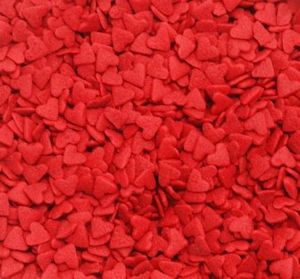Confetti: Hearts (small) 10 Oz