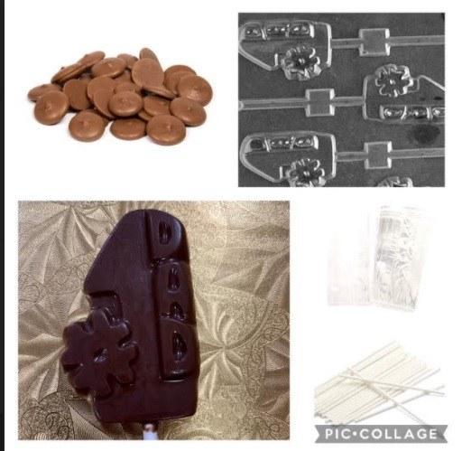 Fathers Day Chocolate Kit