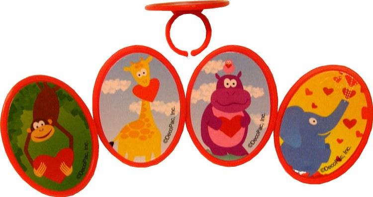 Valentine Buddies Rings