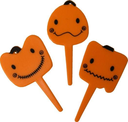 Pumpkin Cutie Picks