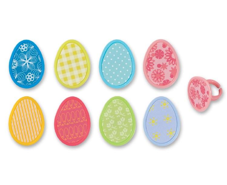 Bright Egg Rings