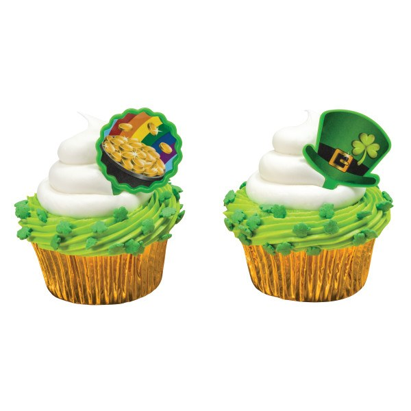 Top Hat And Pot Of Gold Pick
