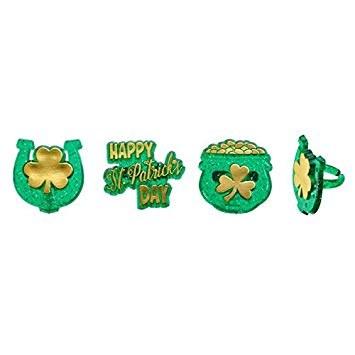 St Patricks Ring