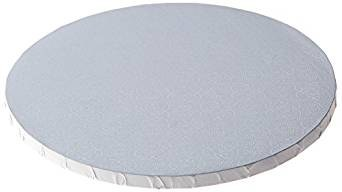 "Whalen 16"" White Round Drum 1/2""thick"