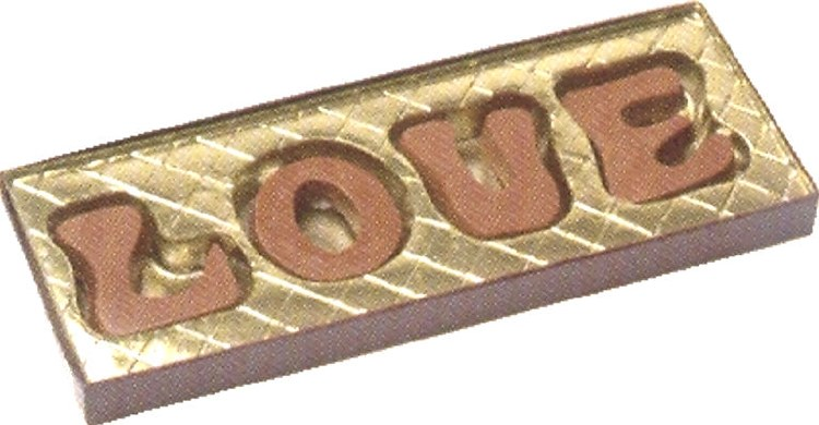 Duerr Packaging L-o-v-e Box (25 @ $1.79)