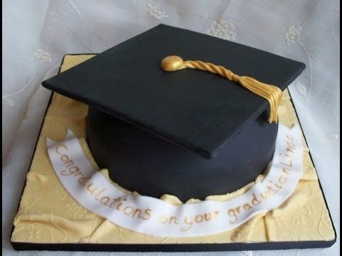 Supply Kit Grad Cake