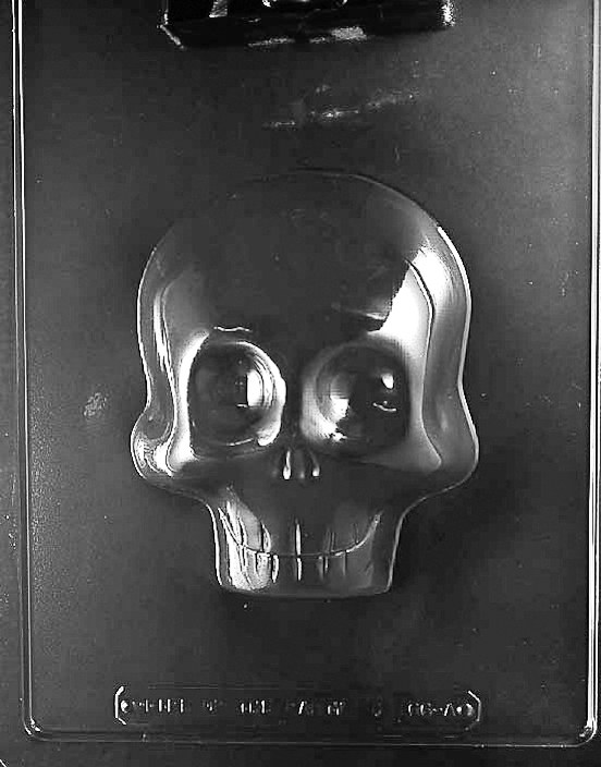 Life of the Party 3 D Skull (front)