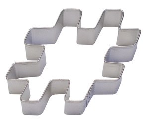 R & M International Hashtag Cookie Cutter