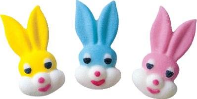 Sugar Decorations: Long-eared