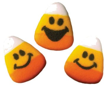 Sugar Decorations: Candy Corn
