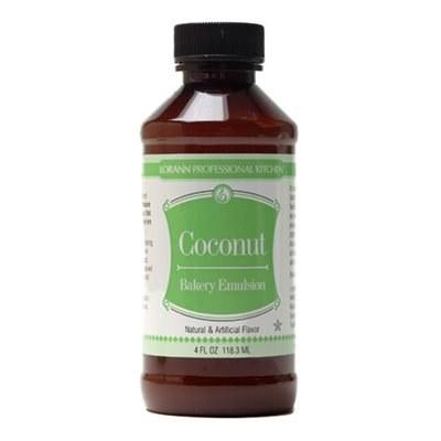 LorAnn Emulsions: Coconut 4 Oz