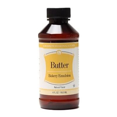 LorAnn Emulsions: Butter 4oz