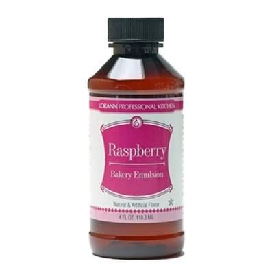 LorAnn Emulsions: Raspberry 4 Oz
