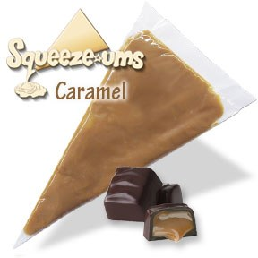 Squeeze-ums Fill: Caramel 8 Oz