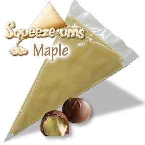 Squeeze-ums Filling: Maple 8oz