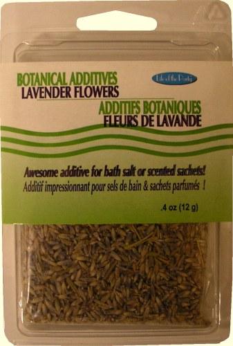 Lavender Flower Additives