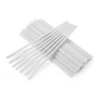 Lolly Sticks 12' White 50/pkg