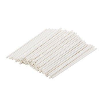 Lolly Sticks 6' White 500/pkg