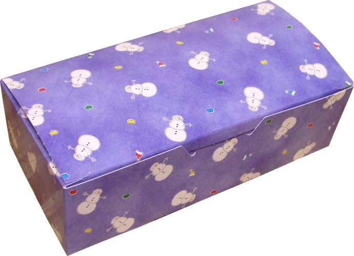 1/2 Lb Snowman Avalanche Box/5