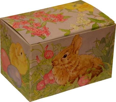 1/4 Lb Easter Garden Box