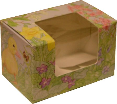 1 Lb Easter Garden Window Box/