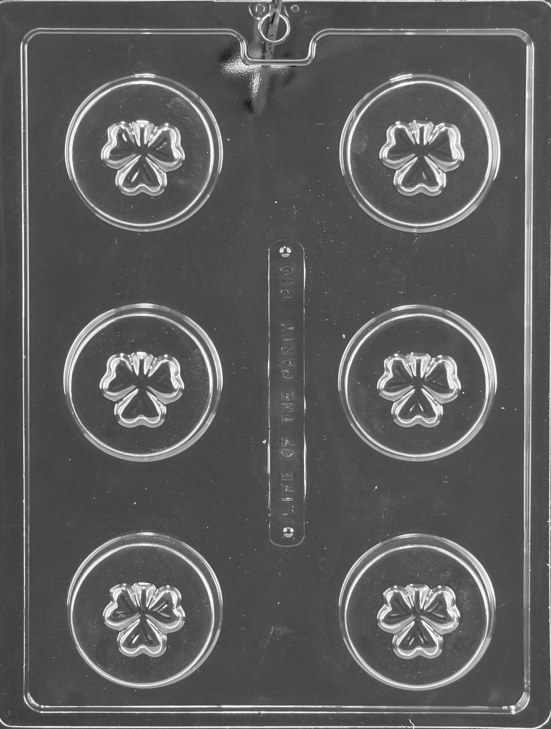 Life of the Party Shamrock Cookie Mold