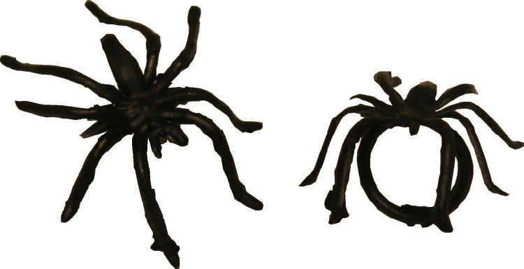 Spider Rings 12ct