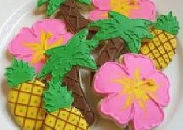 Supply Kit Palmtree&pineapple