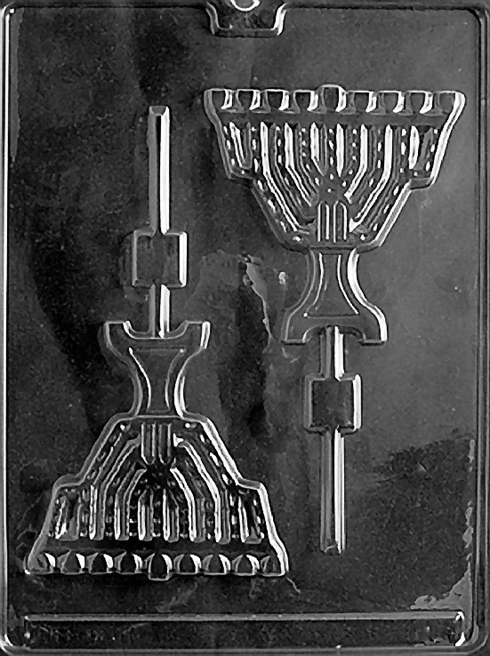 Life of the Party Menorah Lolly