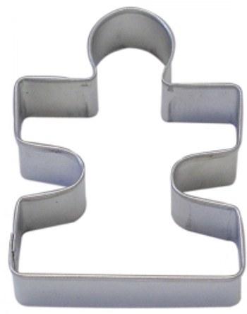 R & M International Metal Cutter: Puzzle - Autism