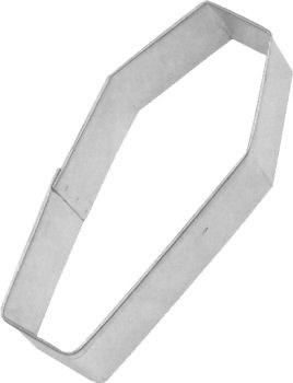 R & M International Metal Cutter: Coffin