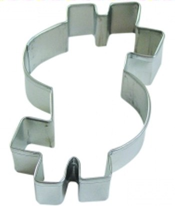 R & M International Metal Cutter: Dollar Sign