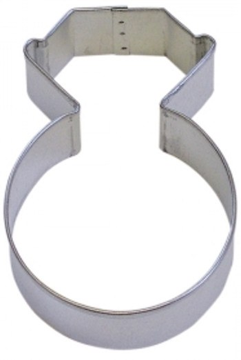 R & M International Metal Cutter: Ring W Diamond
