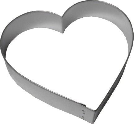 R & M International Mettal Cutter: 5' Heart