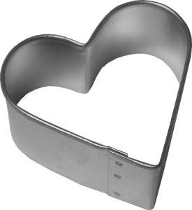 R & M International Metal Cutter: 2' Heart