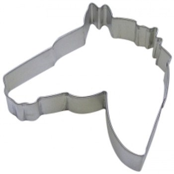 R & M International Metal Cutter: Horse Head