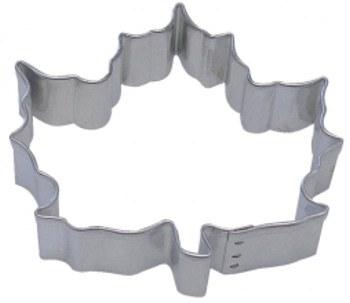R & M International Metal Cutter: Maple Leaf