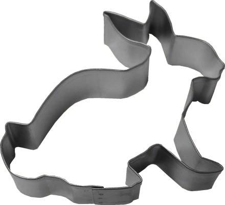 R & M International Metal Cutter: Cottontailed Bun