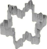 R & M International Metal Cutter: Mini Snowflake